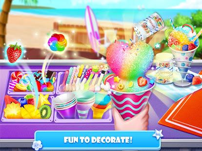 Snow Cone Maker - Frozen Foods 2.2.0.0 Screenshots 12