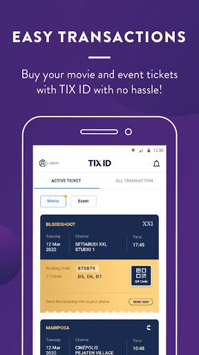 TIX ID  screenshots 8