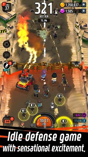 Code Triche Zombie Defense King mod apk screenshots 1