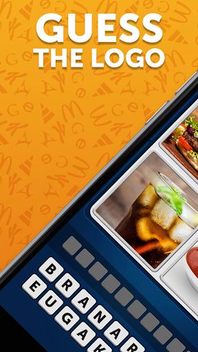 4 Pics 1 Logo Game - Free Guess The Word Games  screenshots 1