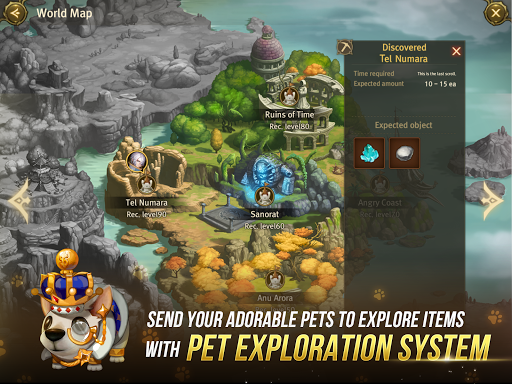 World of Dragon Nest (WoD) screenshots 14