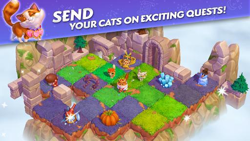 Cats & Magic: Dream Kingdom screenshots 16