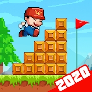 Mano Jungle Adventure: Classic 2020 Arcade Game