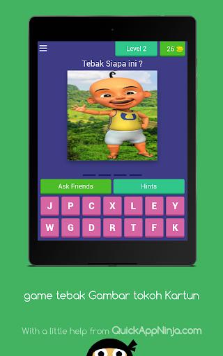 game tebak Gambar tokoh Kartun 8.22.4z screenshots 18