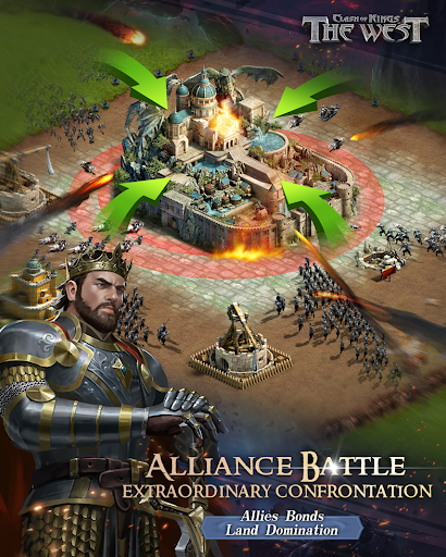 Clash of Kings:The West  screenshots 8