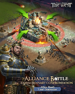 Clash of Kings:The West Screenshot