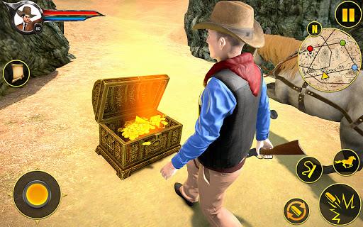 Cowboy Horse Riding Simulation  screenshots 5