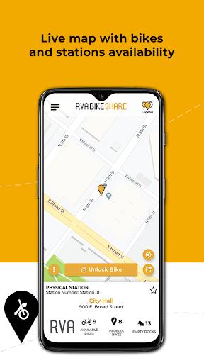 Official RVA Bike Share 3.0 screenshots 1