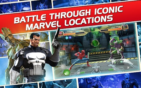 Marvel Contest of Champions APK MOD 32.2.1 (Menu, Immovable Enemies) 10