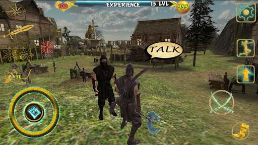 Ninja Samurai Assassin Hero 5 Blade of Fire 1.06 screenshots 2