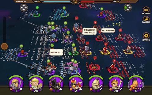 Mini Warriors screenshots 7