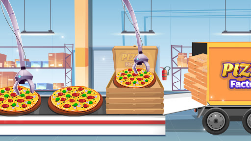 Cake Pizza Factory Tycoon: Kitchen Cooking Game android2mod screenshots 6