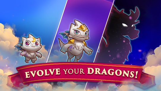 Merge Dragons! 3
