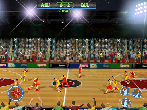 PRO Basketball Games: Dunk n Hoop Superstar Match screenshots 7