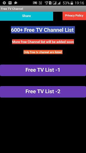 Foto do Free IPTV Channel
