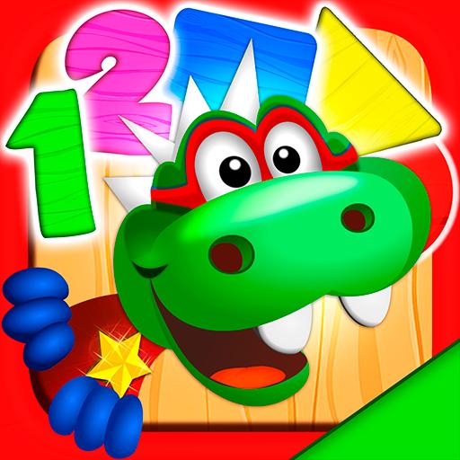 Juegos educativos Preescolar: Números y formas