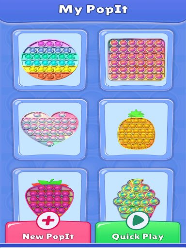 Pop It Magic - Antistress & Satisfying Fidget Toys 1.08 screenshots 18