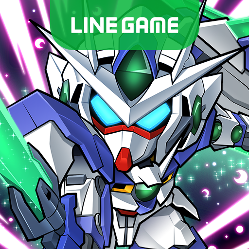 LINE: Gundam Wars! Newtype battle! All the MSes!