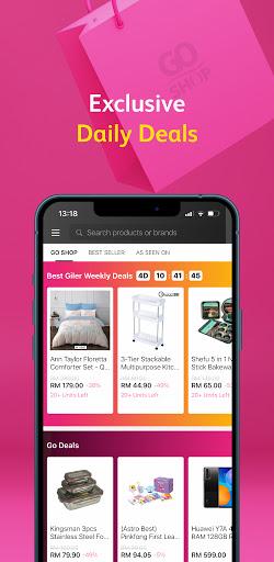 Go Shop - Online Shopping Appu200b 4.4.0 Screenshots 4