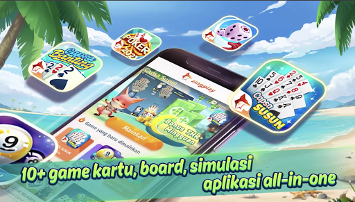 Capsa Susun ZingPlay Poker Banting All-in-one Apkfinish screenshots 7