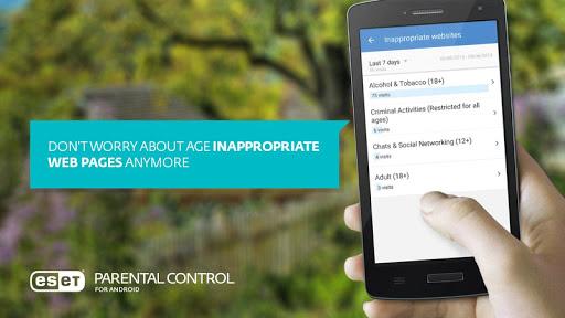 ESET Parental Control 3.1.5.0 Screenshots 12