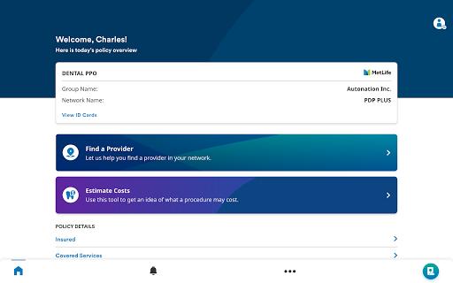 MetLife US App apktram screenshots 17