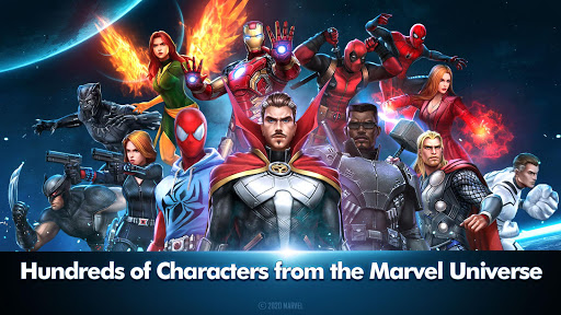 MARVEL Future Fight 6.5.1 MOD APK free download for android