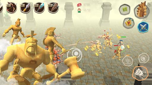 Trojan War: Rise of the legendary Sparta screenshots 7