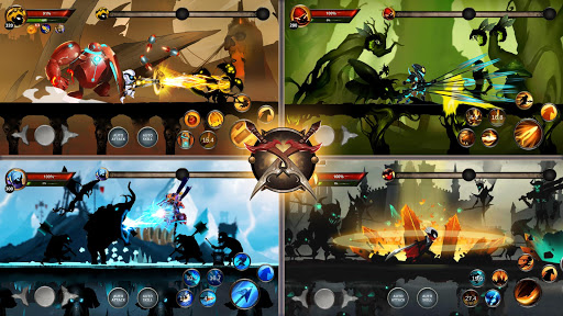 Stickman Legends: Shadow War Offline Fighting Game screenshots 14