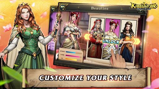 King's Throne: Royal Delights  screenshots 2