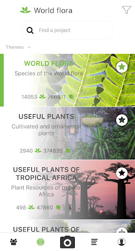 PlantNet Plant Identification  screenshots 3