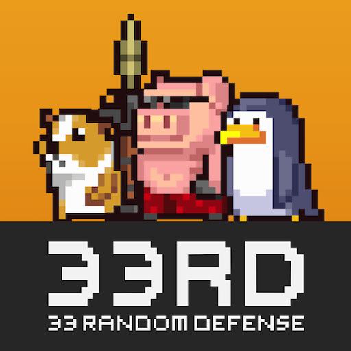 33RD: Random Defense