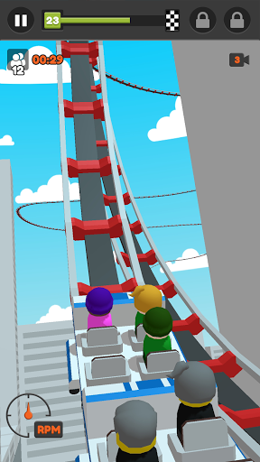 Roller Coaster 2 Varies with device screenshots 1