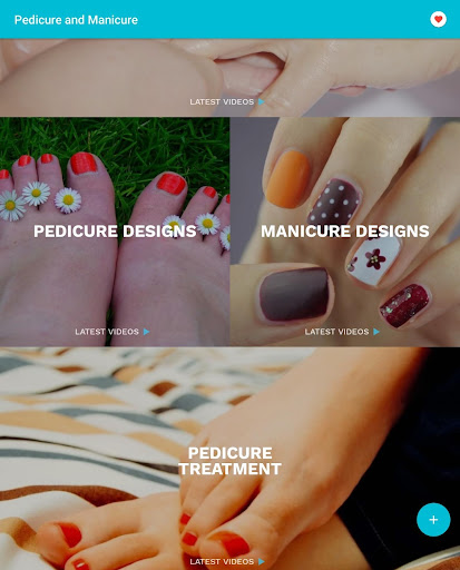 Pedicure and Manicure spa at home screenshots 8