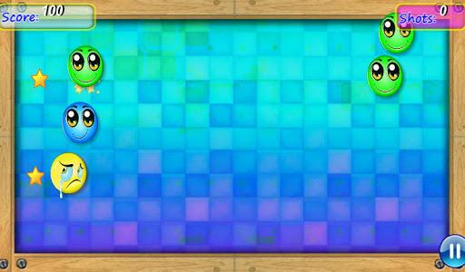 dragger smily ball screenshot 3