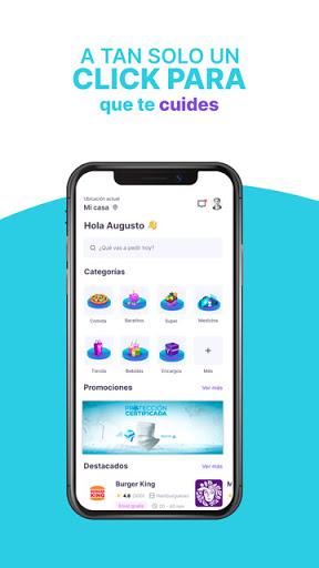 Yaigo Delivery & e-commerce apktram screenshots 7