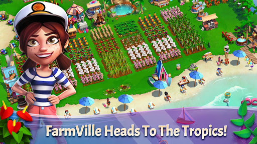 Download FarmVille 2: Tropic Escape mod apk