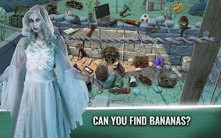 Abandoned Places Hidden Object Escape Game