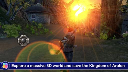 aralon: sword & shadow - open world 3d rpg screenshot 1