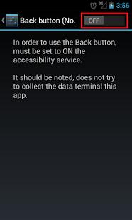 Back Button (No root) 1.13 Screenshots 6