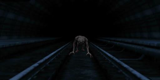 Horror - Endless Runner free scary game  screenshots 4