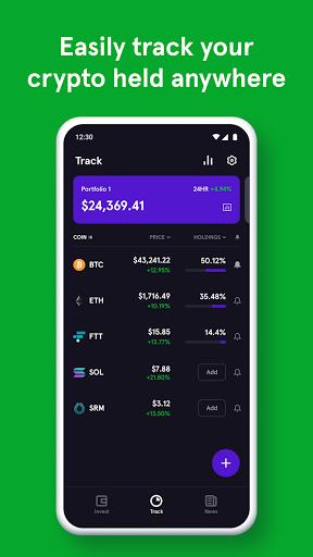 Foto do Blockfolio: Buy Bitcoin Now