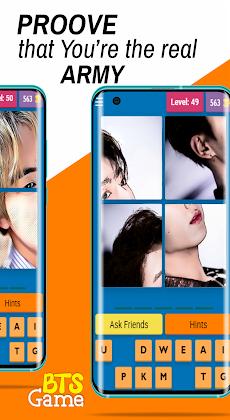 BTS Game | 4 PIC 1 BTS MEMBERのおすすめ画像3