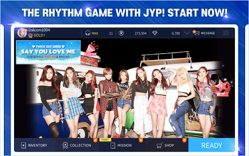 SuperStar JYPNATION  screenshots 12