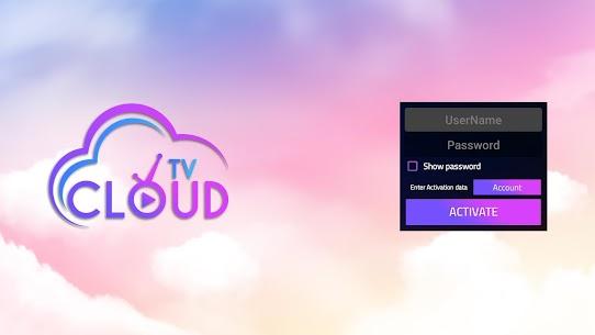 Cloud TV Apk 4.4 (Premium Unlocked) for Android 1
