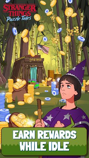 Stranger Things: Puzzle Tales  screenshots 5