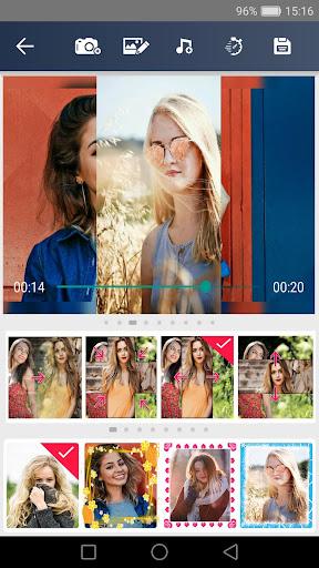 Music video - photo slideshow  screenshots 2