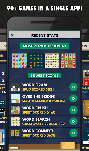 Word Games 95 in 1 - Free 30.4 screenshots 2