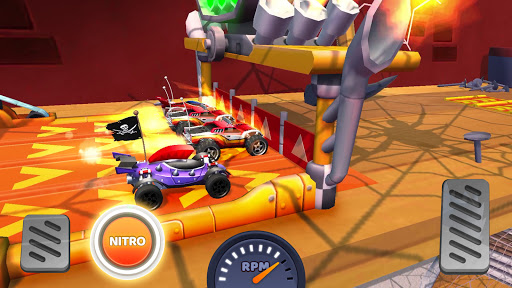 Nitro Jump Racing apkmr screenshots 4