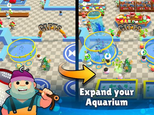 Idle Aquarium 15.1.87 screenshots 11